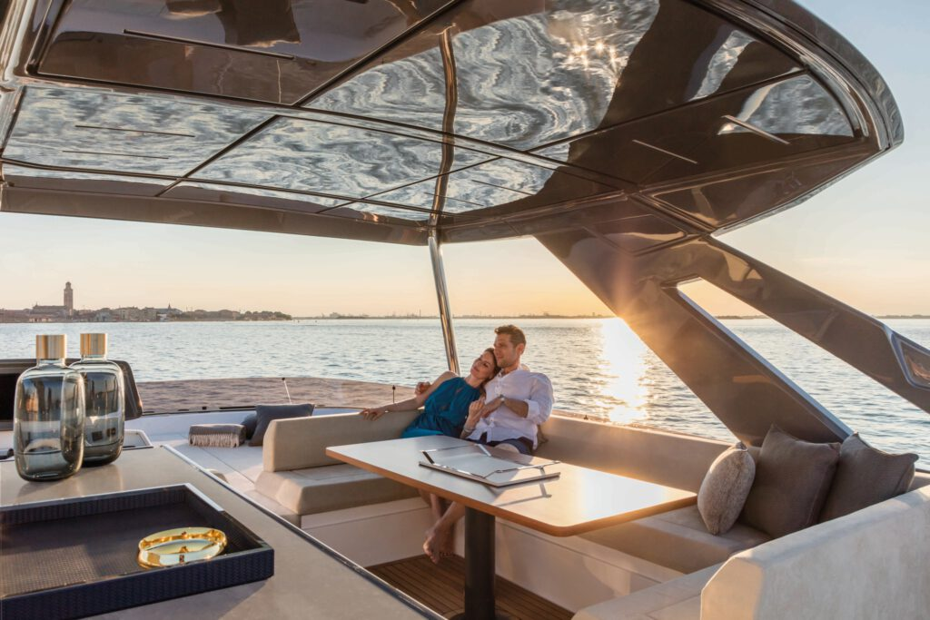 mThing nettisivut Dreamline Yachts